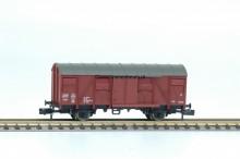FL 8311K Gesloten Gesloten wagon bruin rond dak NIEUW uitloop