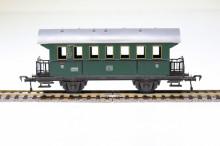 Fleischmann 5001 2-assig 2-assig groen NIEUW uitloop