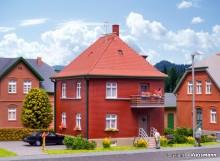 KIBRI 38716 H0 Haus Fabrikstraße