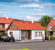 KIBRI 38721 H0 Einfamilienhaus Untere Aue