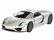 REVELL 07026 Auto's- Personen Porsche 918 Spider 1:24