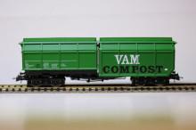Roco 66025-2 VAM VAM COMPOST groen NIEUW
