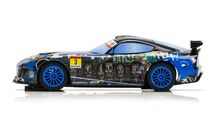 SCALEXTRIC 3959 TEAM GT ZOMBIE ANIME