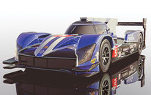 SCALEXTRIC 4033 GINETTA G60-LT-P1 LE MANS 2018 (4/19) *