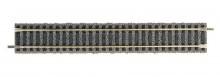 Fleischmann 6101-G RAIL RECHT 200 MM. gebruikt goede staat goed gebruikt