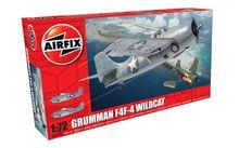 AF 02070 GRUMMAN WILDCAT F4F-4