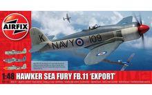 AF 06106 HAWKER SEA FURY II EXP.ED. 1/48 (11/18) *