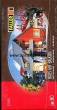 FALLER 131225 U Huis met balkon