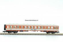FL 8125 Sneltrein City bahn oranje/grijs 2e klasse NIEUW uitloop