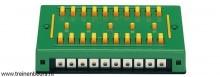 Fleischmann 6941 Klemplaat kabelverlenging N/H0 NIEUW