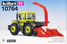 KIBRI 10764 U Tractor
