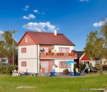 KIBRI 38723 H0 Zweifamilienhaus