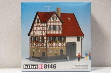 KIBRI 8146 Vakwerkhuis Uitloop