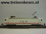 Ma 3438-1 u Lokomotieven~ E-lok AEG bedrijfsnummer 128-001-5