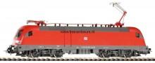 PIKO 57816-3 Serie 182 rood DB NIEUW uitloop