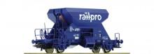 Roco 67599 Railpro Zelflosser Railpro witte tekst NIEUW uitloop