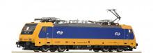 Roco 79662 Captrain E-lok BR 186 019 Traxx WISSELSTROOM NIEUW uitloop