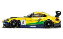 SCALEXTRIC 3721 BMW Z4 GT3 BLANCPAIN SERIES BRANDS HATCH 2015