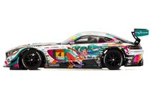 SCALEXTRIC 3852 MERCEDES AMG GT3 GOODSMILE RACING 2016