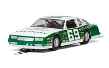 SCALEXTRIC 3947 CHEVROLET MONTE CARLO 1986 NO.69 GREEN & WHITE