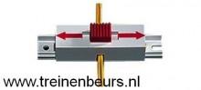 Fleischmann 6905 Schakeltableau- Ompool-momentschakelaar N/H0 NIEUW