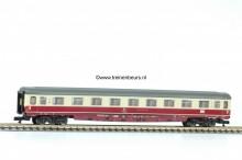 FL 8161 TEE TEE creme/rood 1e klasse NIEUW uitloop