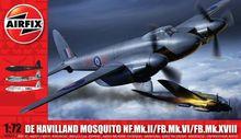 AF 03019 MOSQUITO FBVI/ NF II/Mk XVIII S3 1:72