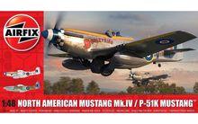 AF 05137 NORTH AMERICAN MUSTANG Mk.IV 1/48 (12/18) *