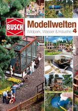 BUSCH 999814 BASTELHEFT MODELLWELTEN 4 NIEUW