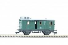 Fleischmann 5000 Bagagerijtuig groen NIEUW