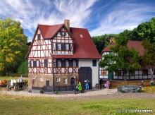 KIBRI 38161 H0 Schwäbisches Bauernhaus
