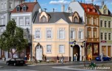 KIBRI 38387 H0 Haus am Schillerplatz