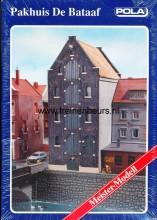 POLA 756 Nederlands* pakhuis donkergrijs NIEUW
