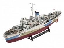 REVELL 05132 Schepen- Militair HMCS Snowberry 1:144