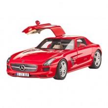 REVELL 07100 Auto's- Personen Mercedes SLS AMG 1:24