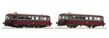 Roco 52630 DB Diesel Railbus met bijwagen klasse 798/998 NIEUW uitloop