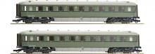 Roco 64151 Set van 2 NS plan D 3e klasse turquoise NIEUW