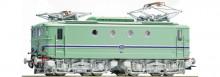 Roco 72365 NS E-lok 1100 turquoise bedrijfsnummer 1101 NIEUW uitloop