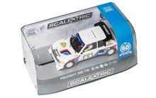 SCALEXTRIC 3751A PEUGOT 205 60TH ANNIV. SPECIAL EDITION