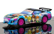SCALEXTRIC 3838 TEAM GT LIGHTNING TEAM GT SUNRISE ANIME