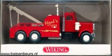 WIKING 631-01 27 USA Truck Hank's Auto Repair Center