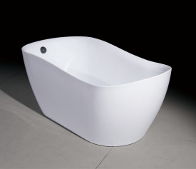 Cada acril freestanding ovala VENUS 170x80 cm