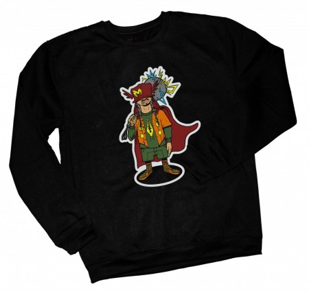 BUC HEROES 'MC' - Sweatshirt