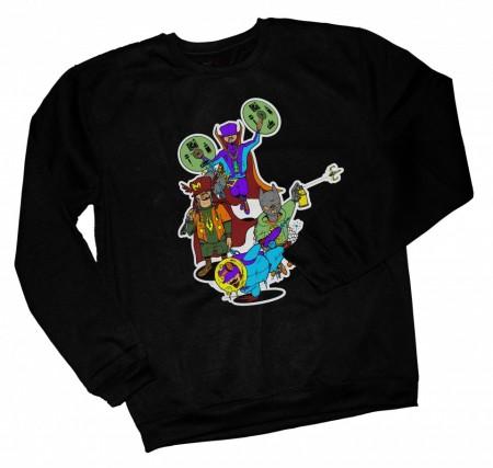 BUC HEROES 'ELEMENTS' - Sweatshirt