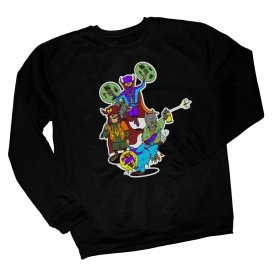 BUC HEROES 'ELEMENTS' - Sweatshirt