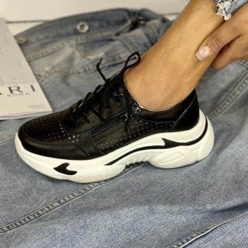 Pantofi Casual Belancia Negri