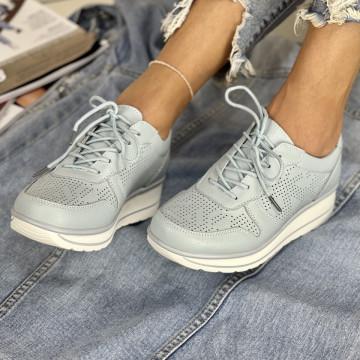 Pantofi Casual Menora Albastri
