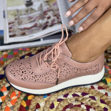 Pantofi Casual Samia Roz