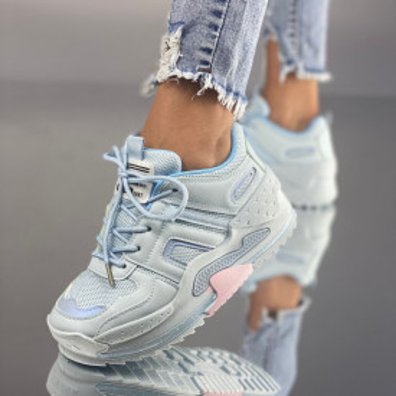 Pantofi Sport Meclara Albastri