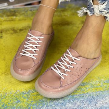 Papuci Casual Liza Roz